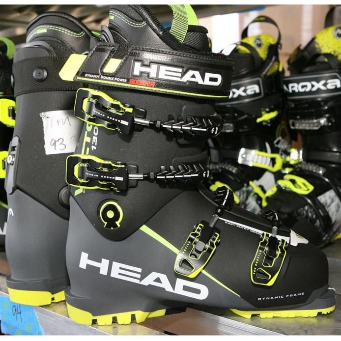 Head FormFit joins the custom race along with select models from Atomic, Fischer, Salomon, Tecnica and Daleboot.